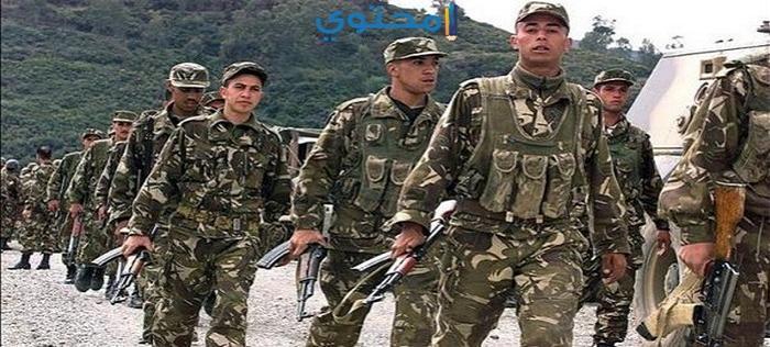 كفرات الجيش الوطني الشعبي الجزائري