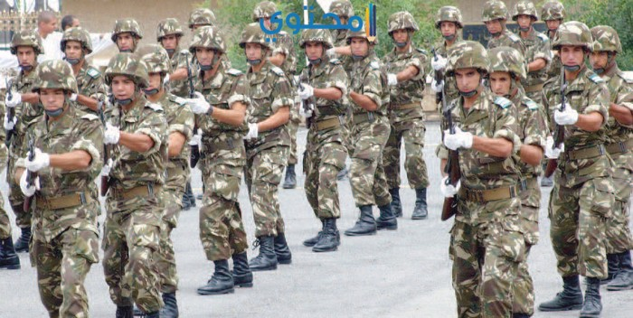 أغلفة الجيش الجزائري 2018