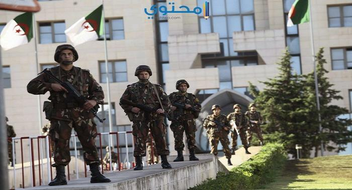 أغلفة الجيش الجزائري للفيس بوك