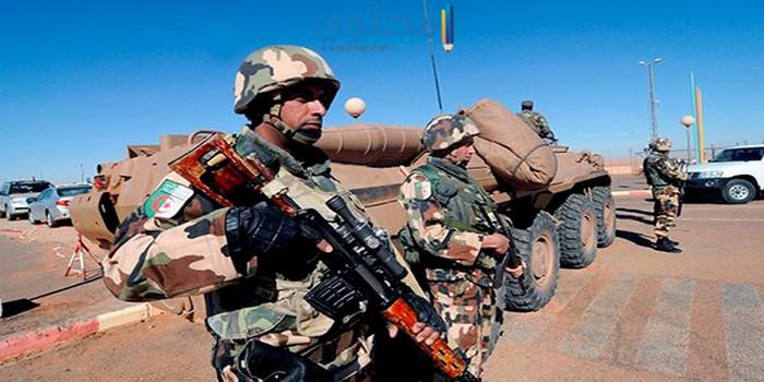 أغلفة وكفرات الجيش الجزائري
