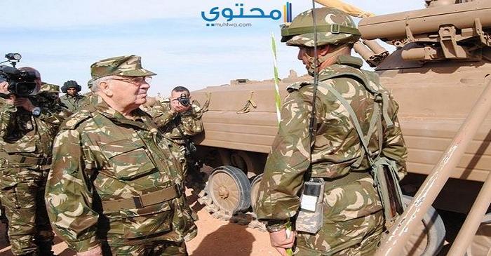 كفرات الجيش الجزائري جديدة 2018