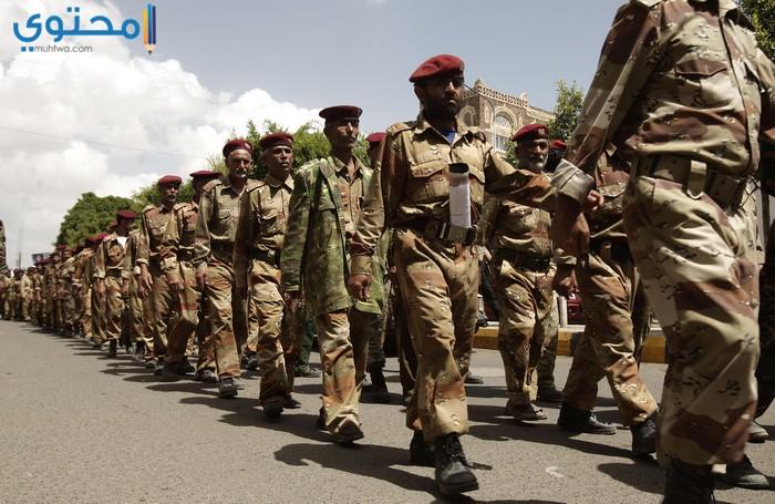 خلفيات جديدة عن الجيش اليمني