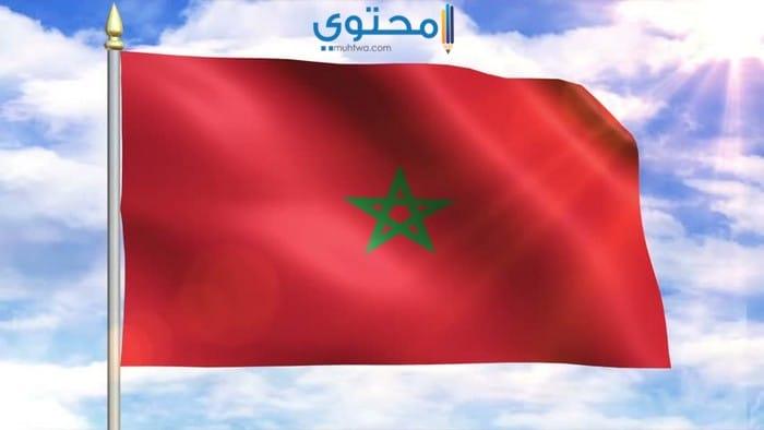 أجمل صور وخلفيات علم المغرب