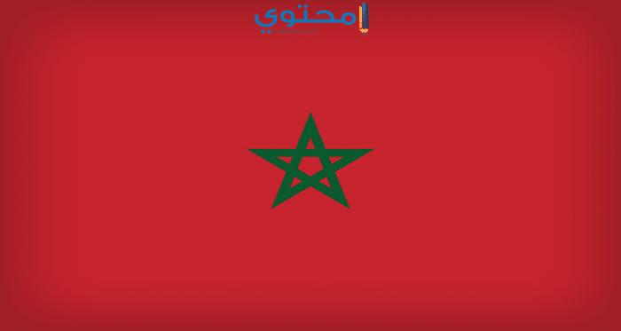 تصميمات وأغلفة علم المغرب