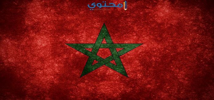 خلفيات علم المغرب جديدة