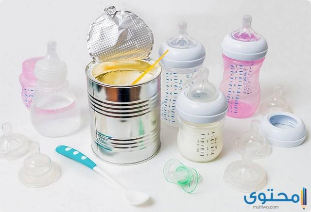أفضل أنواع الحليب للأطفال
