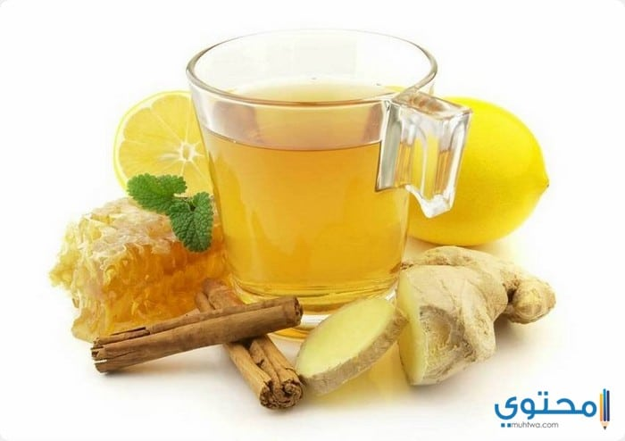 الليمون والعسل لعلاج البرد