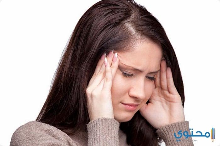 أعراض الصداع