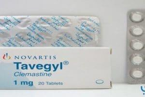 أقراص تافيجيل لعلاج الحساسية Tavegyl Tablets