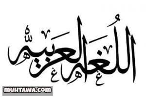 أقوال وأشعار عن اللغة العربية