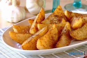 أحدث وصفات أكلات البطاطس الشهية بالصور