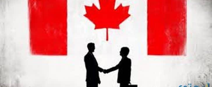 أماكن العمل في كندا للمصريين