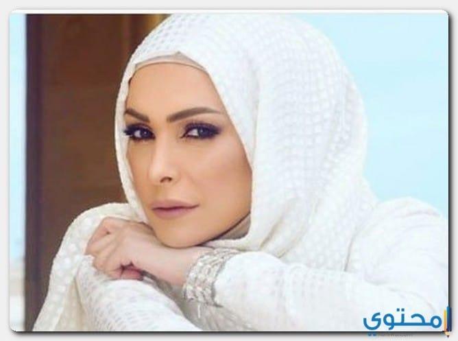 كلمات اغنية حجابك تاج امل حجازي 2019