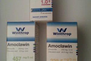 أموكلاوين Amoclawin مضاد حيوى واسع المجال