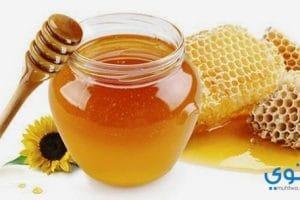 أنواع وفوائد عسل النحل