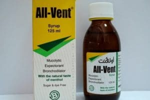 أولفنت AllVent شراب موسع للشعب
