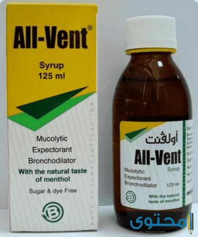 موانع استعمال دواء أولفنت