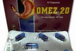 أوميز Omez لعلاج الحموضة وقرحة المعدة