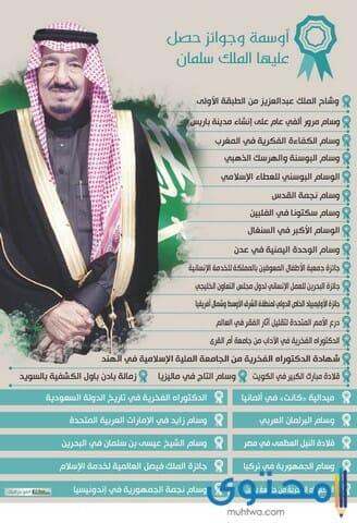إنجازات الملك سلمان