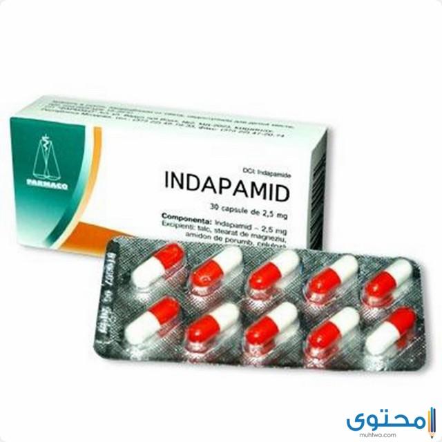 إنداباميد Indapamide دواء مدر للبول