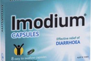 إيموديوم Imodium دواء للاسهال الحاد والمزمن