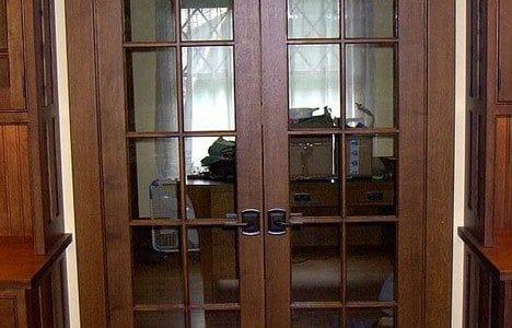 أبواب خشبية داخلية 2019