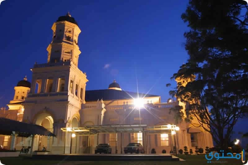 مسجد السلطان أبوبكر