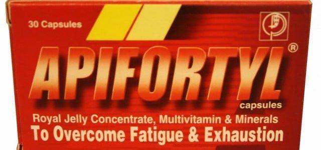 ابيفورتيل Apifortyl مكمل غذائى لنقص الفيتامينات