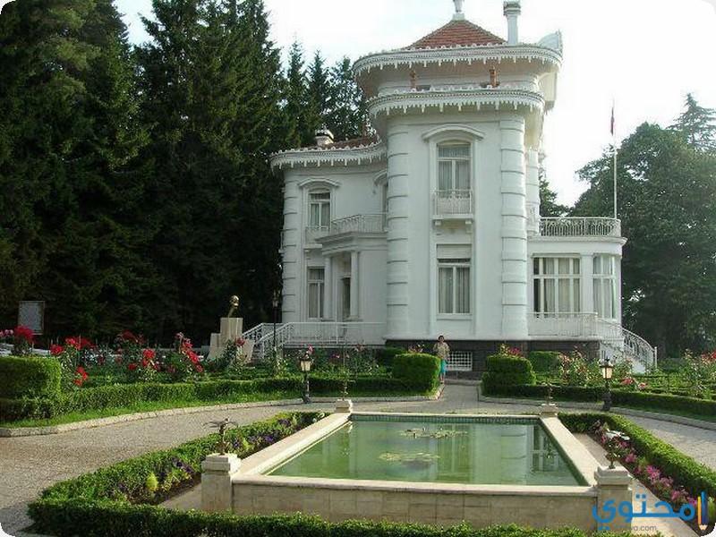 قصر اتاتورك الأبيض