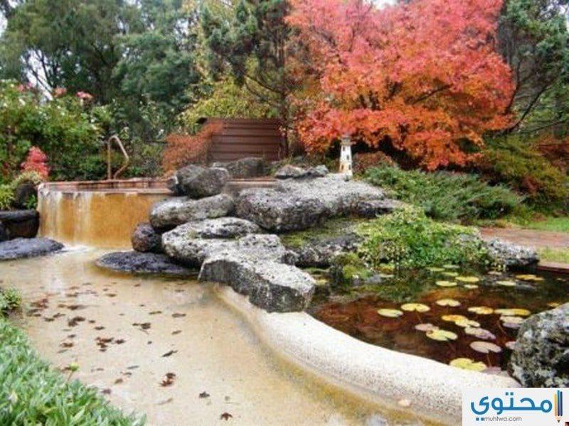 حدائق الفلل