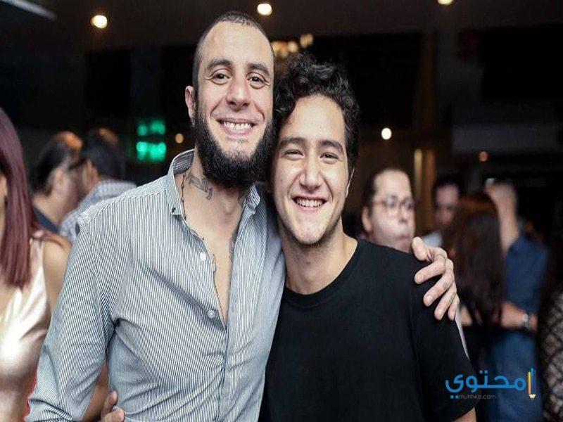 احمد الفيشاوي واحمد مالك