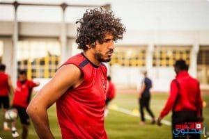 صور وأغلفة للاعب احمد حجازي للفيس بوك 2018