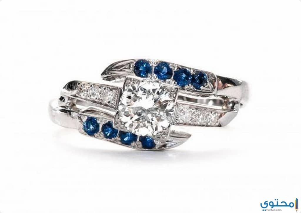 اختيار خاتم الزفاف