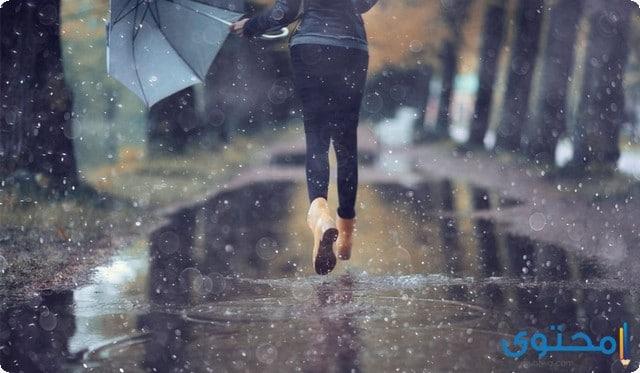 ادعية المطر