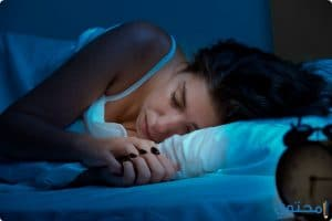 أدعية وأذكار قبل النوم مكتوبة