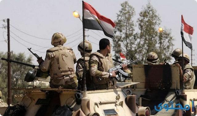 ادعية لمصر وجيشها