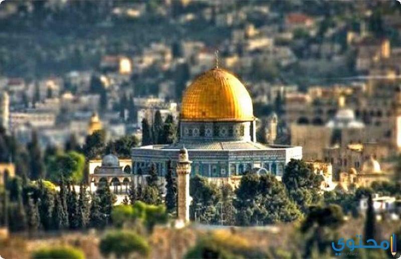 صور ادعية المسجد الاقصي