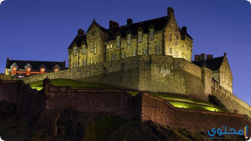 قلعة أدنبره