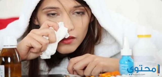 ادوية علاج البرد والانفلونزا