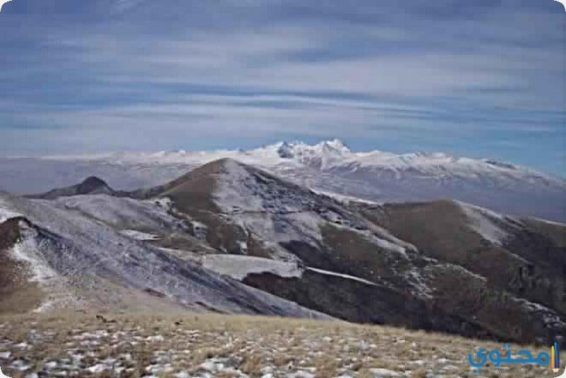 جبل آراغاتس