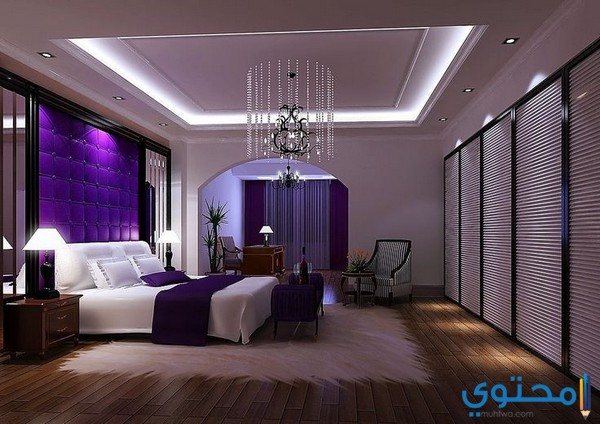 تصاميم وألوان دهانات غرفة النوم