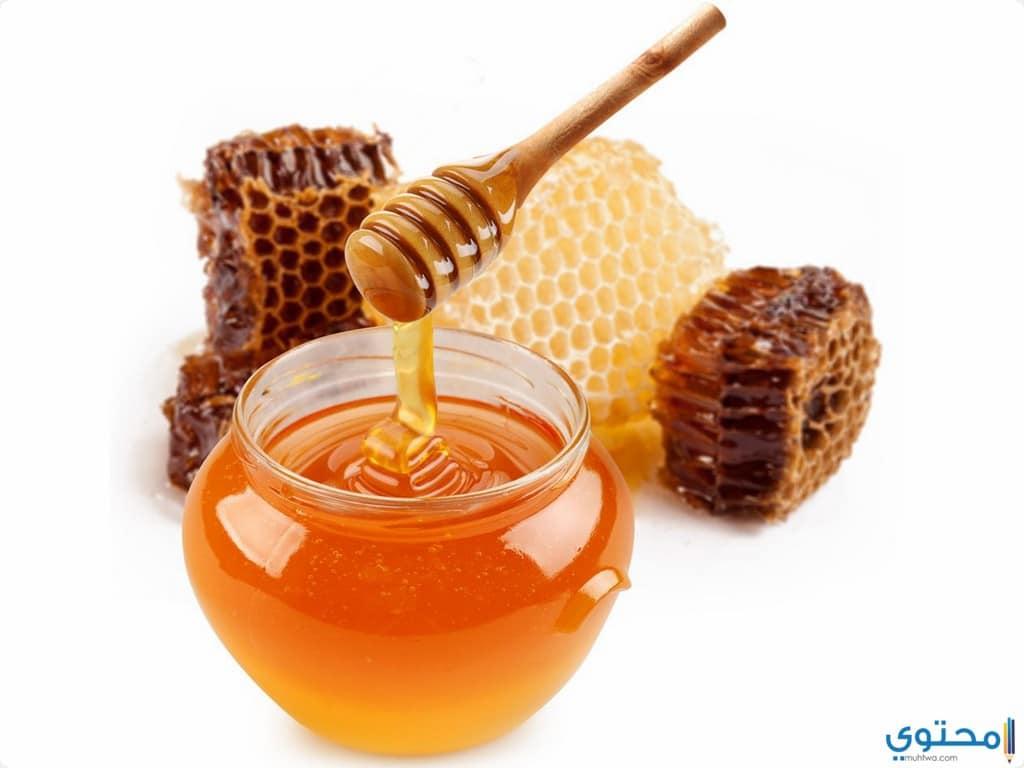 خلطة الليمون والعسل والموز