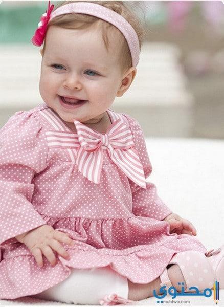ملابس للاطفال ما بين العام والعامين