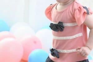 فساتين عيد الاضحي للبنات الصغار 2018