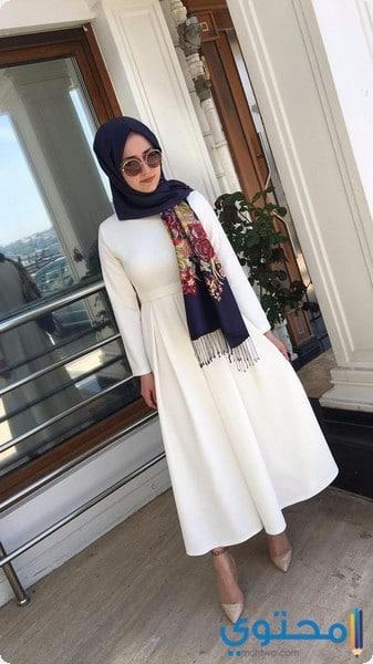 9bbb7bf4755d1 أخر صيحات الموضة للمحجبات 2019 - موقع محتوى