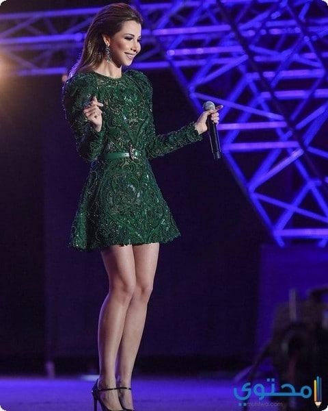أزياء نانسي عجرم 2020