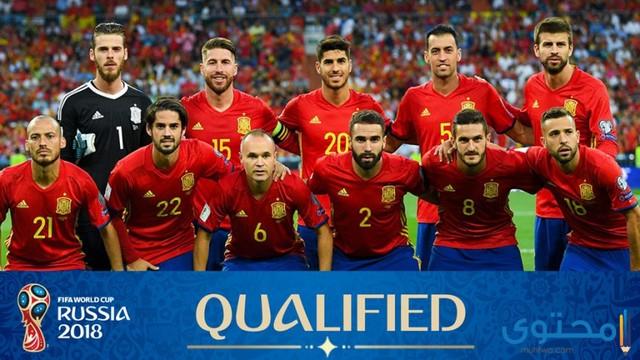 انجازات اسبانيا في كأس العالم