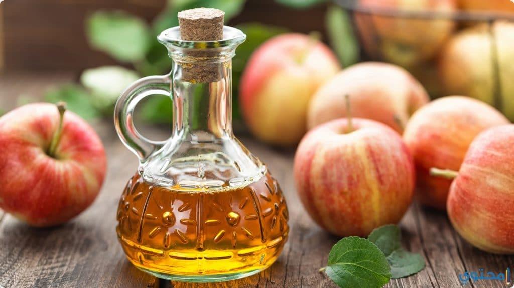 غسول بخل التفاح للبشرة الدهنية