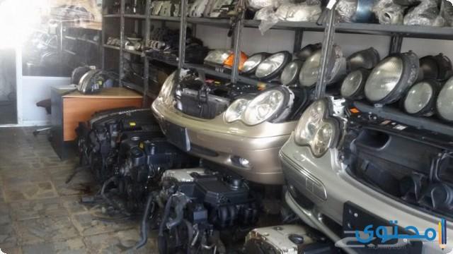 استيراد قطع غيار السيارات من الصين