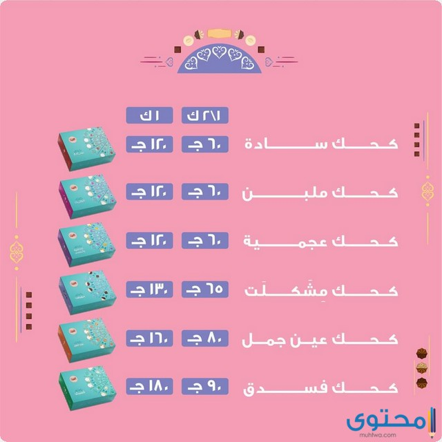 اسعار كحك العيد في مصر